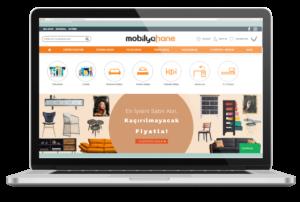 e-ticaret sitesi tasarımı mobilyahane