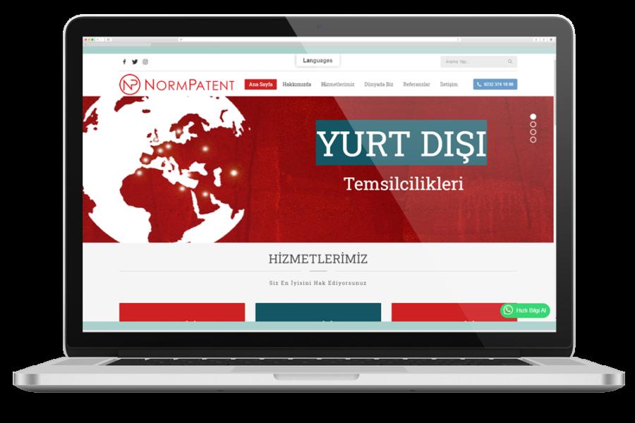 Norm Patent Web Sitesi